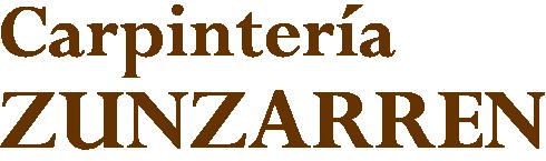 Carpintería Zunzarren