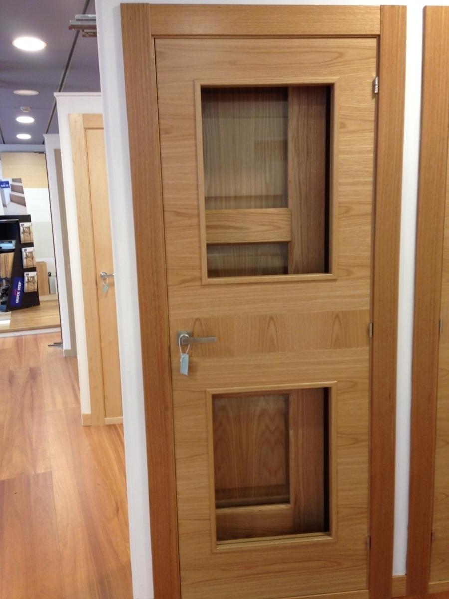 Puertas de interior carpinter a zunzarren pamplona navarra - Medidas puertas de interior ...
